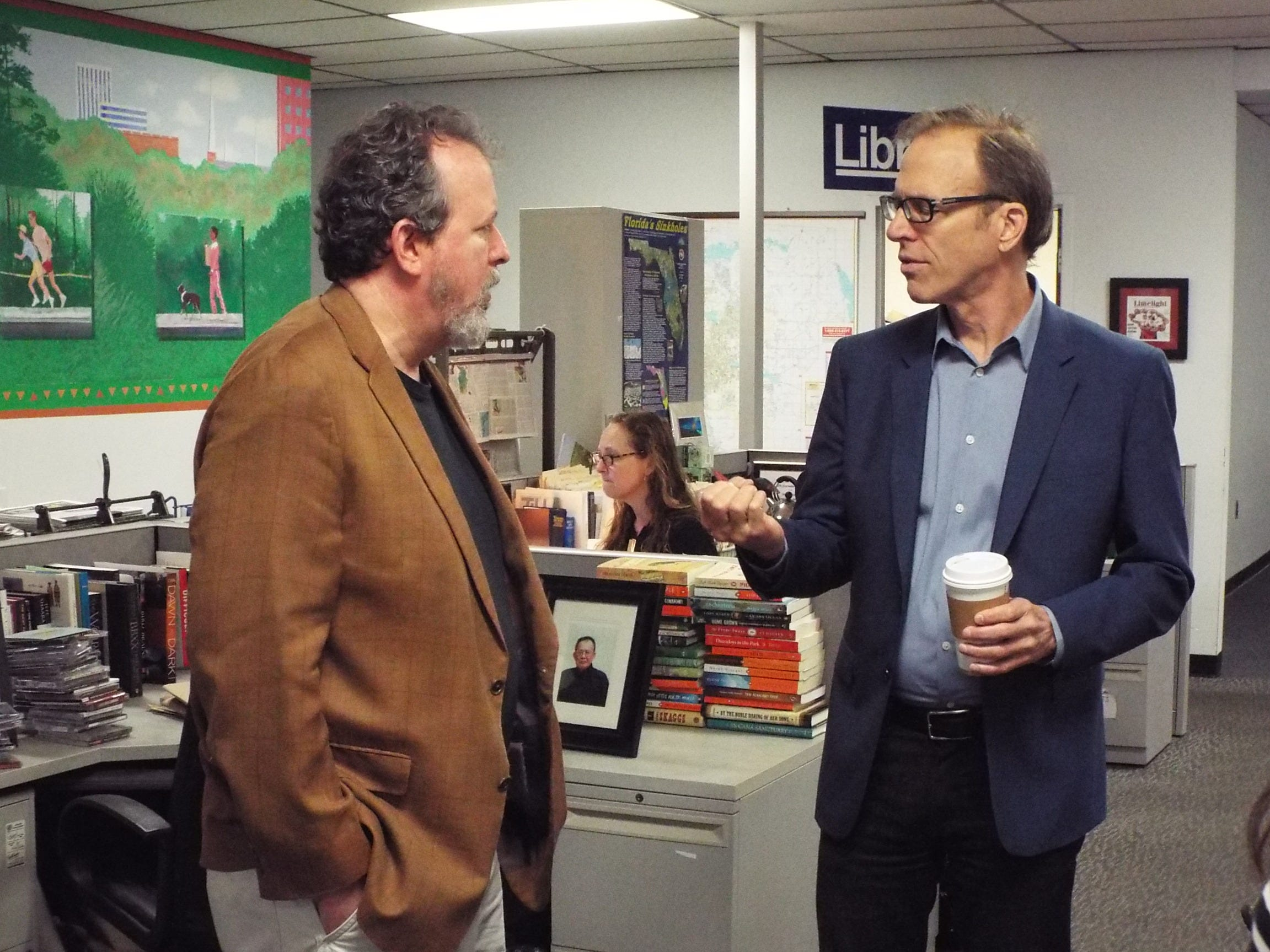 """Mark Hinson talks to documentary filmmaker Kirby Dick about his new documentary about sexual assault on college campuses, """"The Hunting Ground."""""""