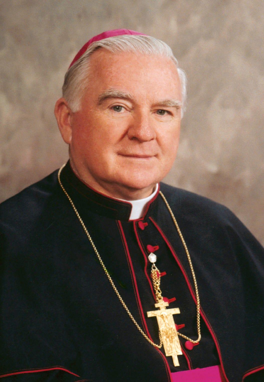U S Bishop Robert E Mulvee