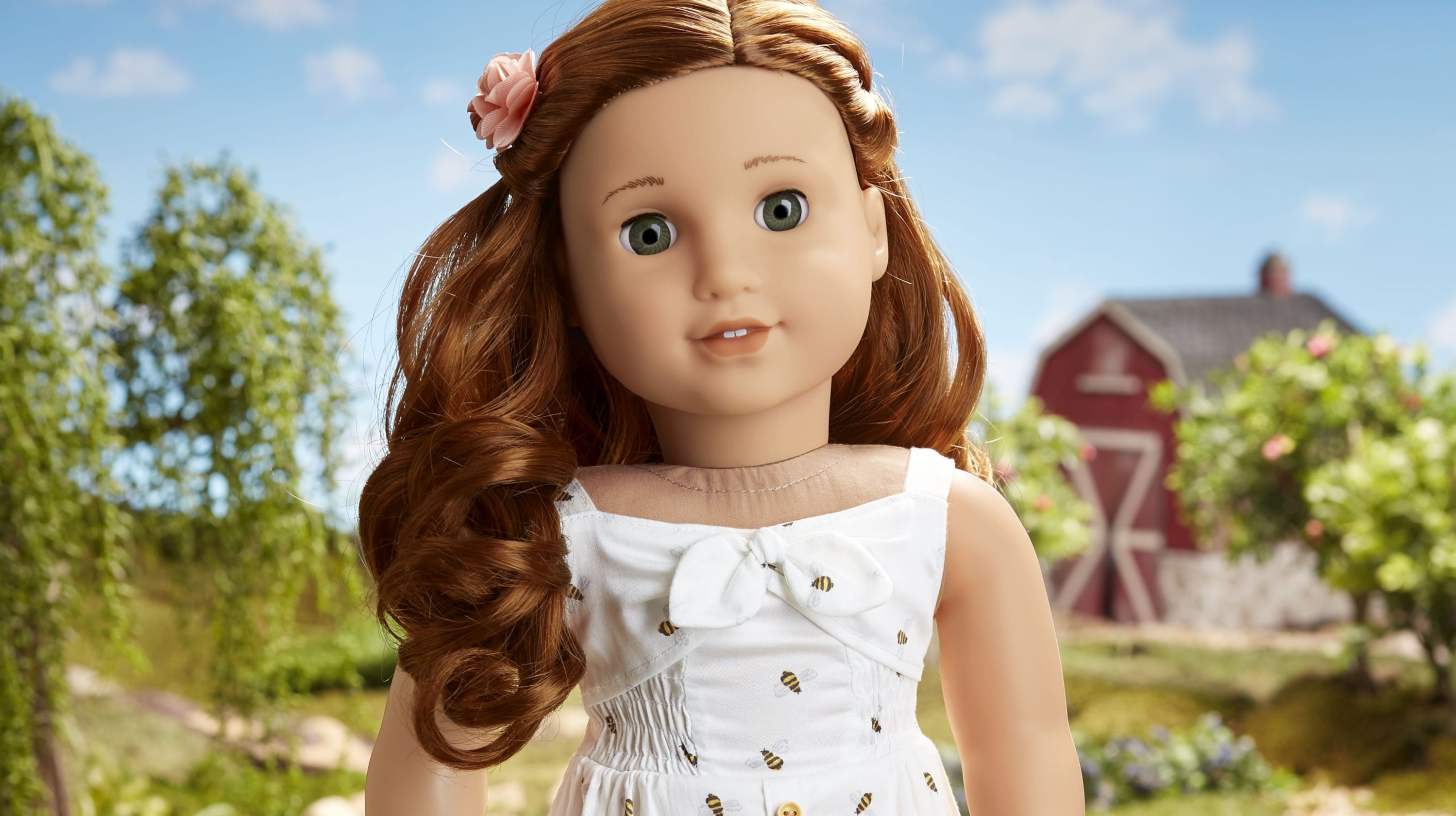 meet american girl s 2019 doll of the year blaire wilson
