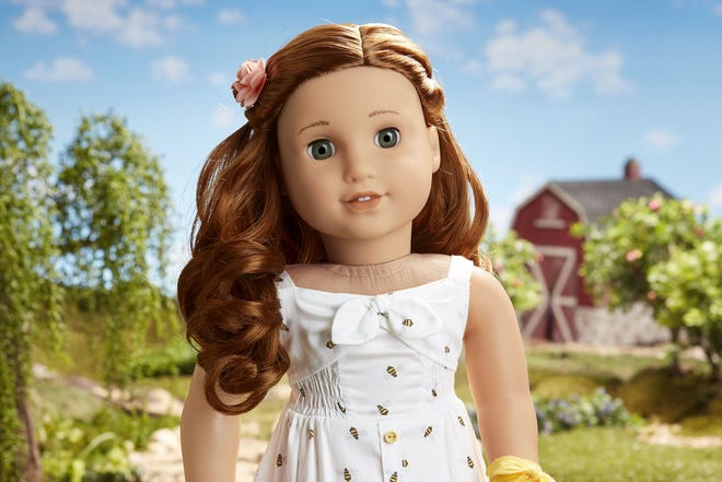 Blaire Wilson, a young chef who struggles to balance the electronic world and the real world, is American Girl's 2019 Girl of the Year.