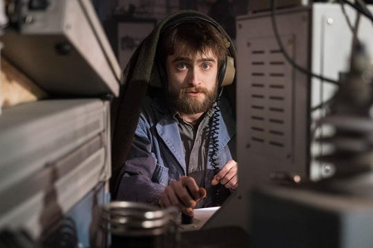 "Daniel Radcliffe stars in ""Miracle Workers"" as Craig, a low-level angel tasked with handling all of humanity's prayers."
