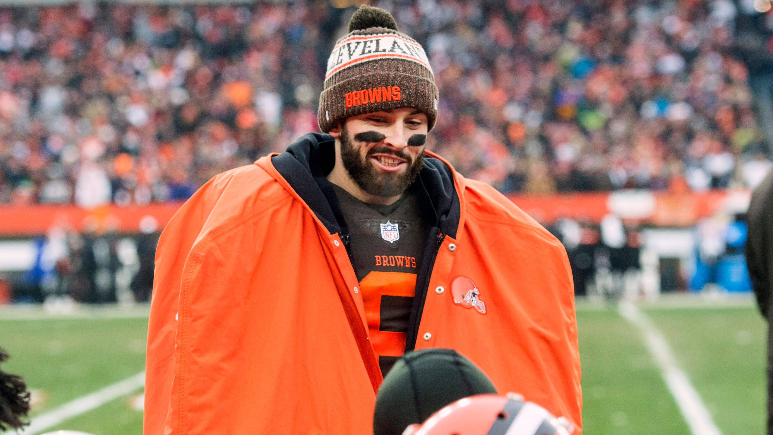 NFL Week 17 matchups to watch  Can Baker Mayfield ef277b06c