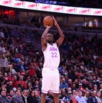 d3e09898ad0 NBA  Andrew Wiggins nearly misses start because he didn t have jersey