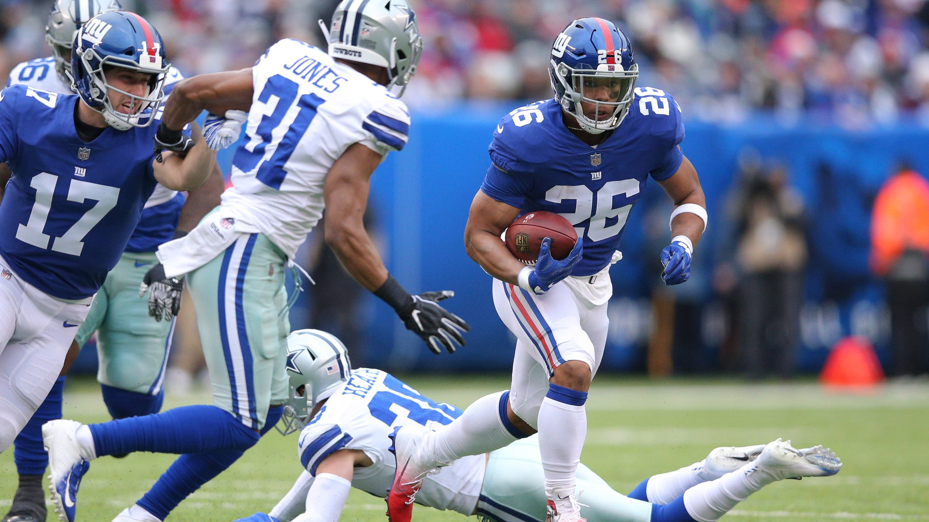 55adc232f9a NY Giants  Saquon Barkley proved he can be cornerstone of rebuild