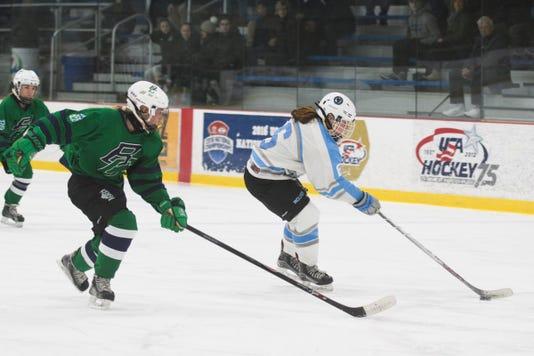 Burlington Colchester Vs South Burlington Girls Hockey 12 29 18