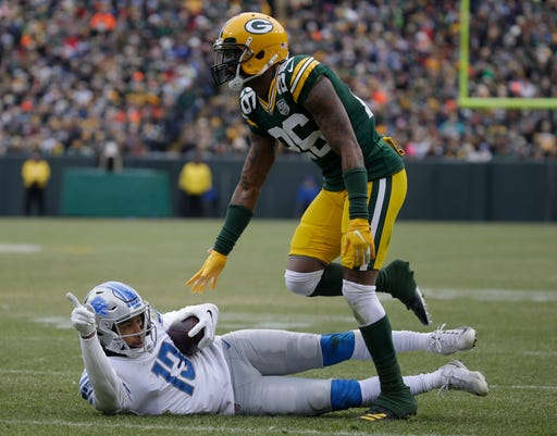 Ap Lions Packers Football Wi8