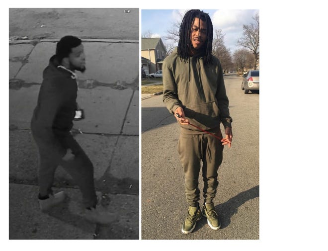 The Hamtramck Police Department is seeking these men for a Dec. 23, 2018, shooting they are investigating.