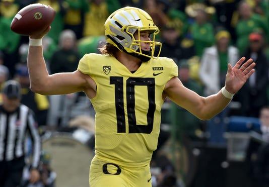 Oregon V Oregon State