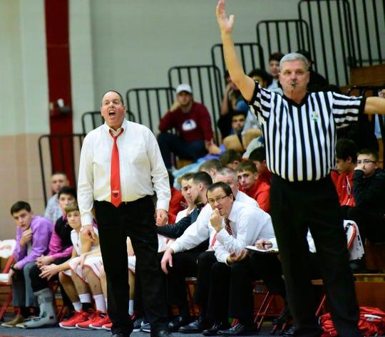 Von Graffin spent five years as Port Clinton's boys varsity basketball coach.