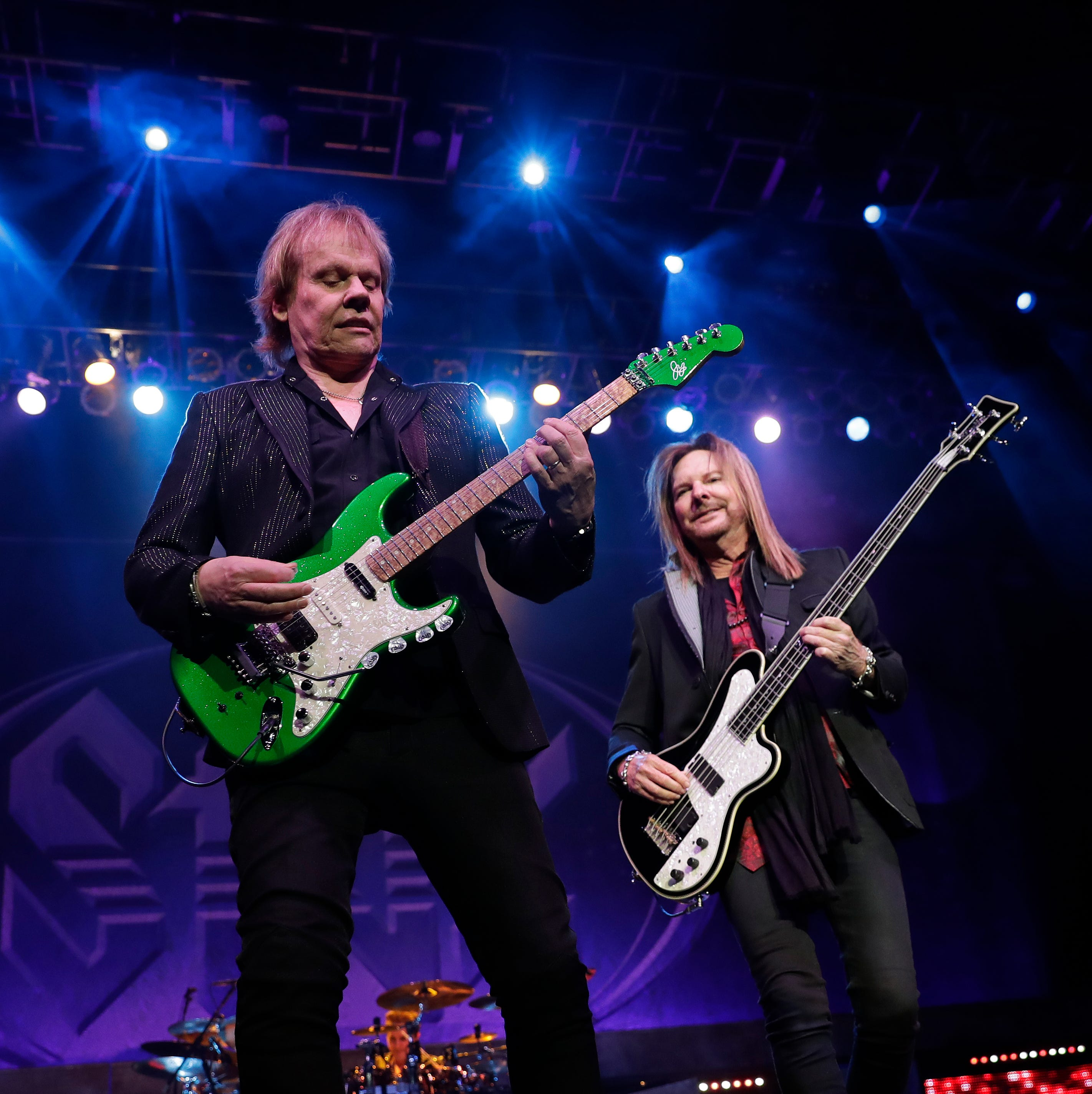 Rock band Styx among first wave of bands to perform at Jellyfish Festival in Ocean City