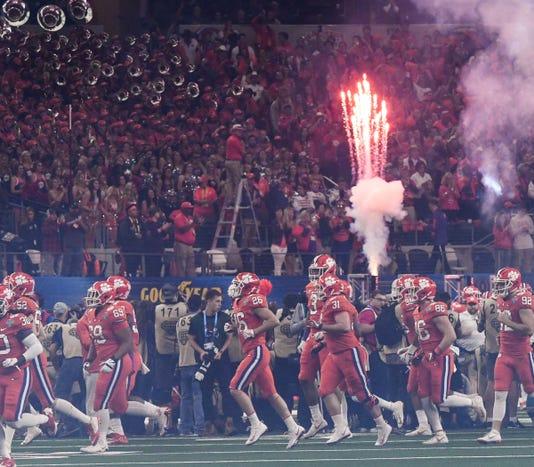 Clemson Notre Dame 1st Half