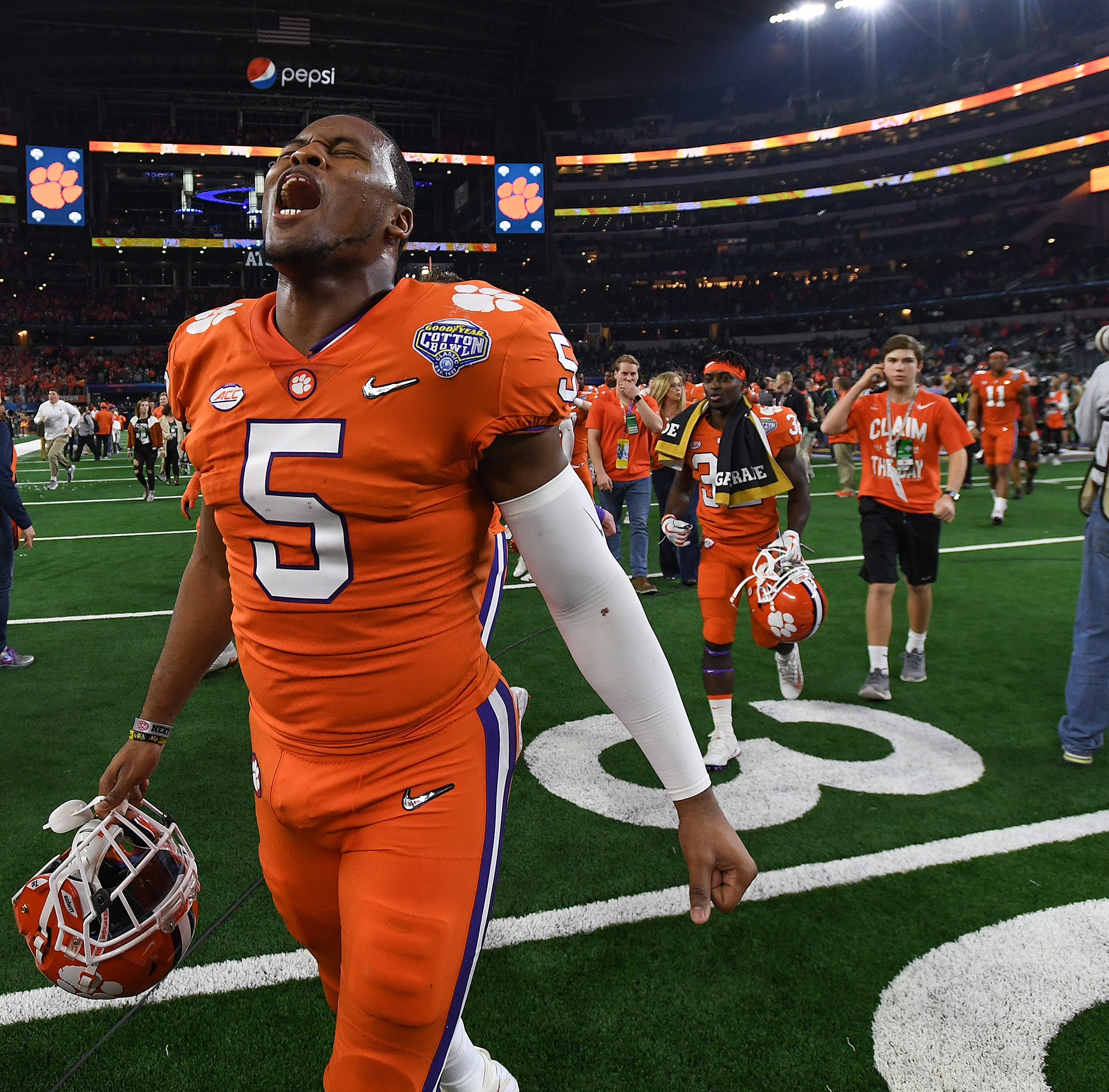 Clemson Football: Shaq Smith could be the next Christian Wilkins for the Tigers