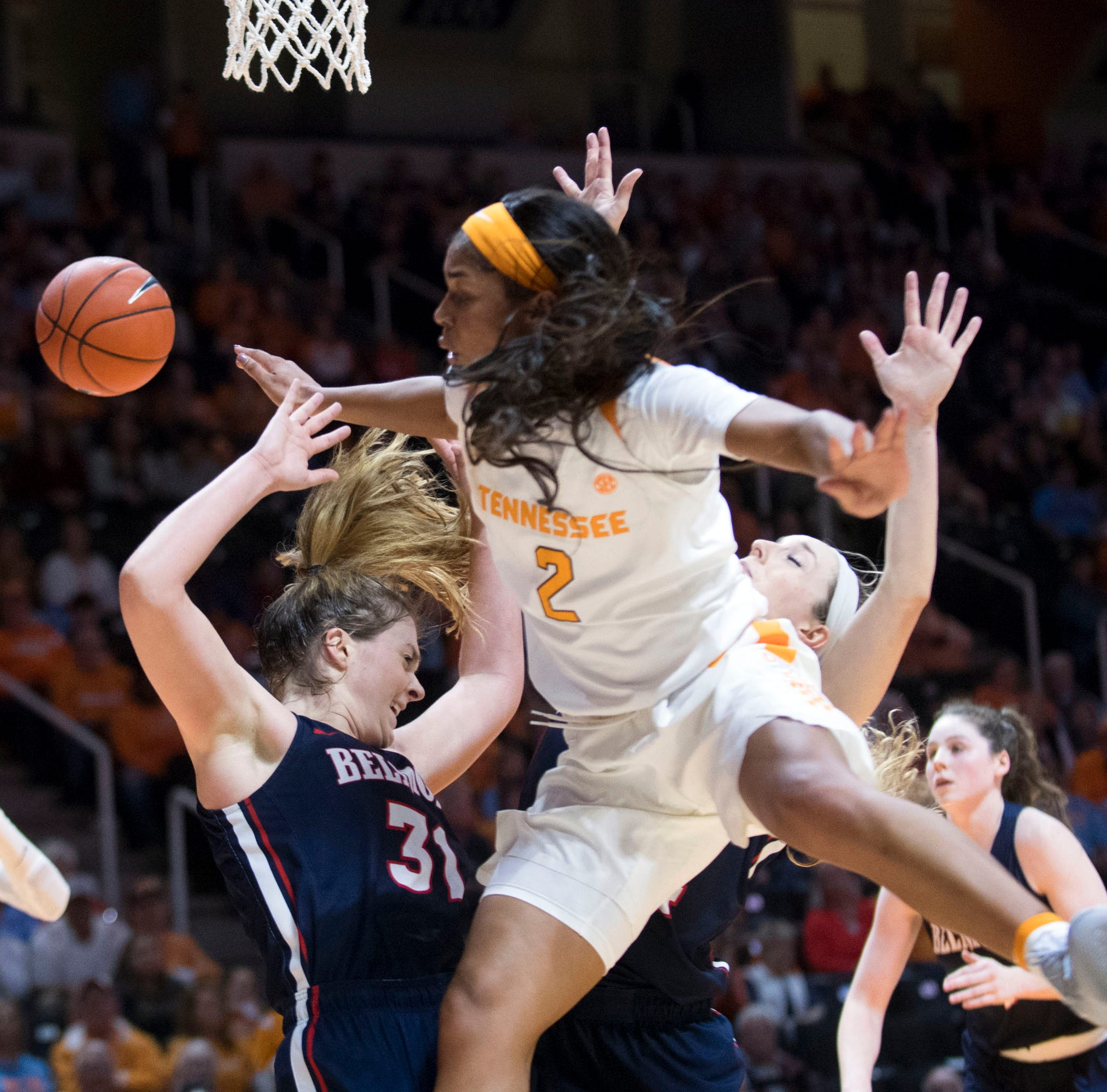 UT Lady Vols collapse against Alabama 86-65 as losing streaks grow