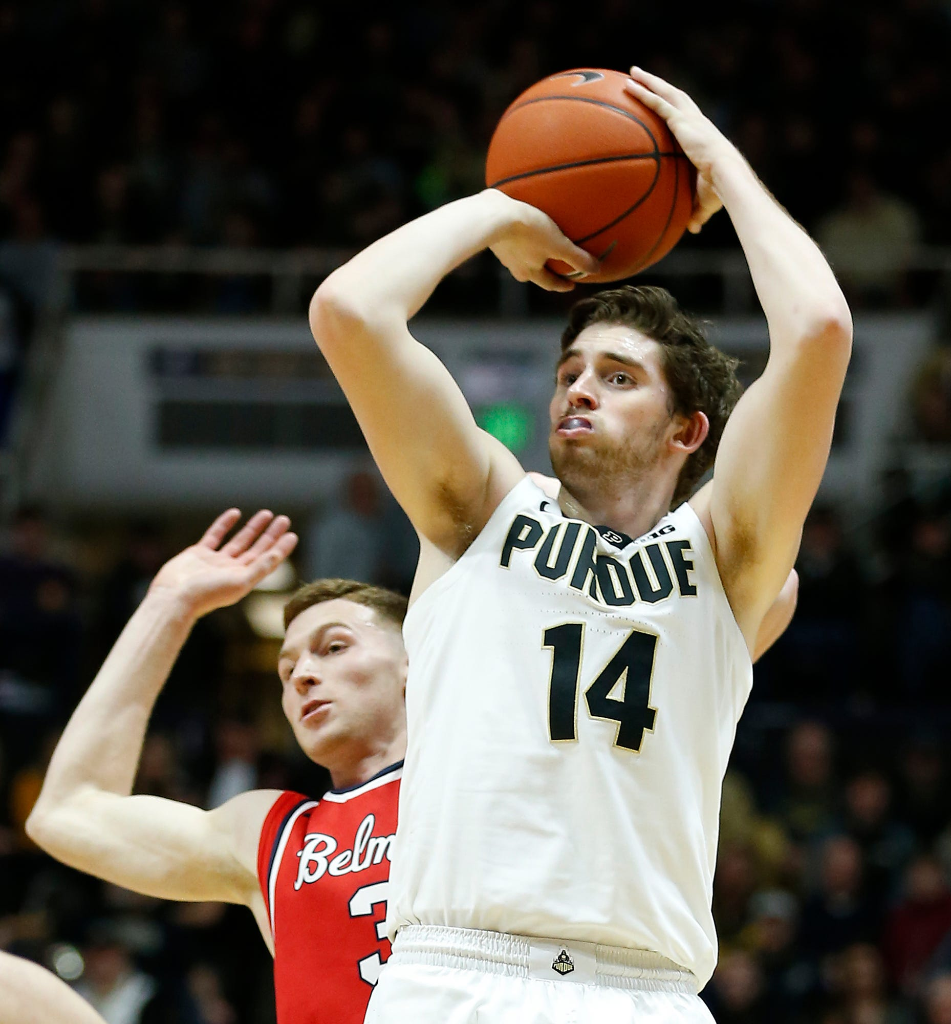 Purdue opponents know: Don't leave Ryan Cline open.