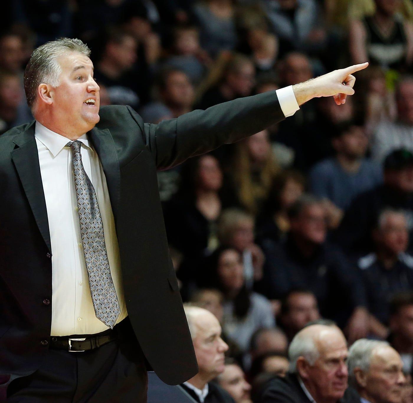 Purdue opens Big Ten Tournament play Friday against Penn State-Minnesota winner