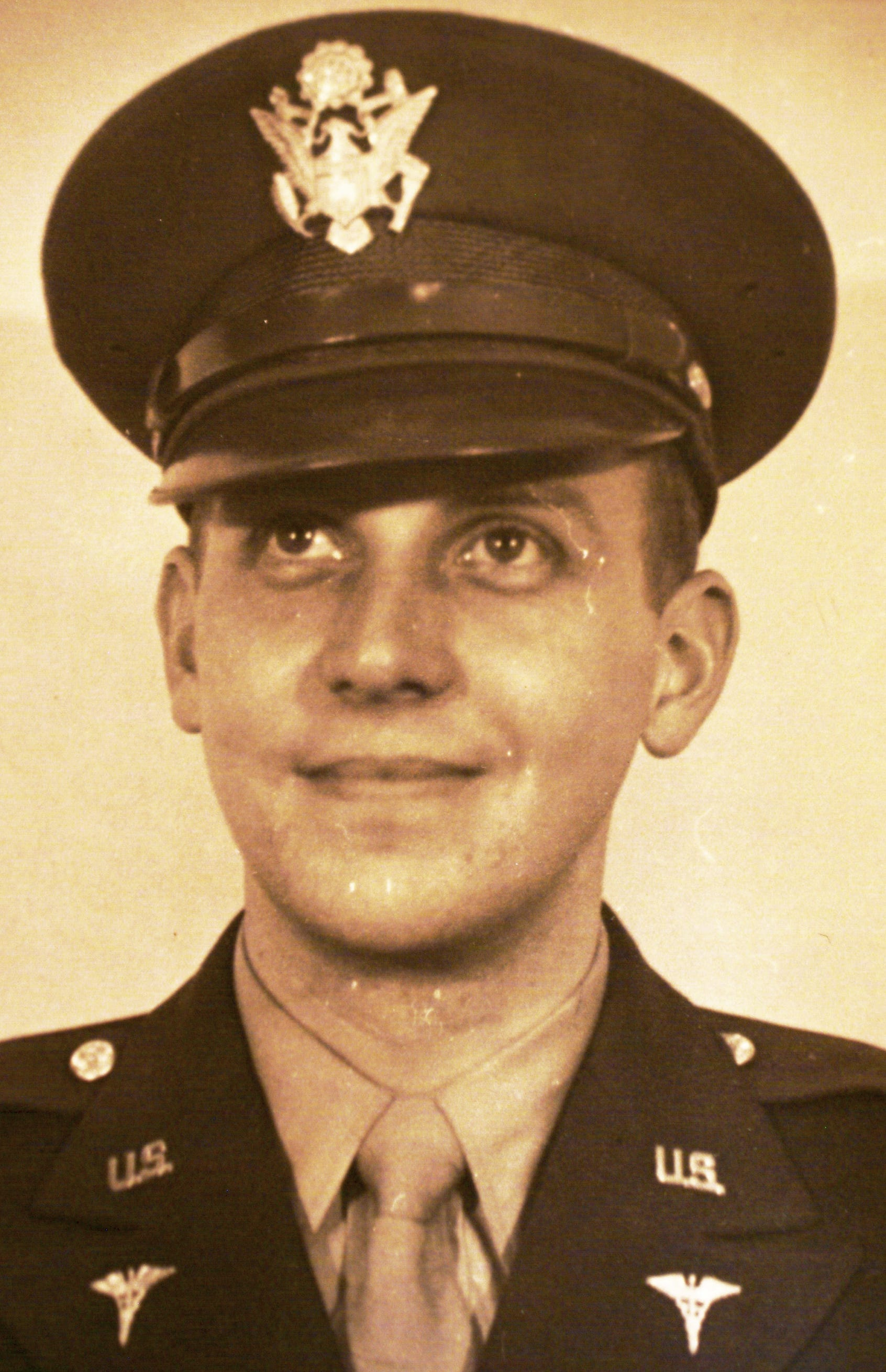 Eugene Nordby volunteered for the U.S. Army shortly after earning his medical degree at the University of Wisconsin-Madison in 1943. He served in Okinawa and South Korea.