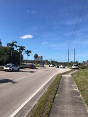 Naples Police reported a crash investigation Sunday morning, Dec. 30, 2018, that has traffic backed up on westbound Golden Gate Parkway, just east of Goodlette-Frank Road.