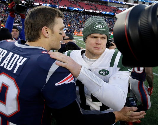 Tom Brady Sam Darnold