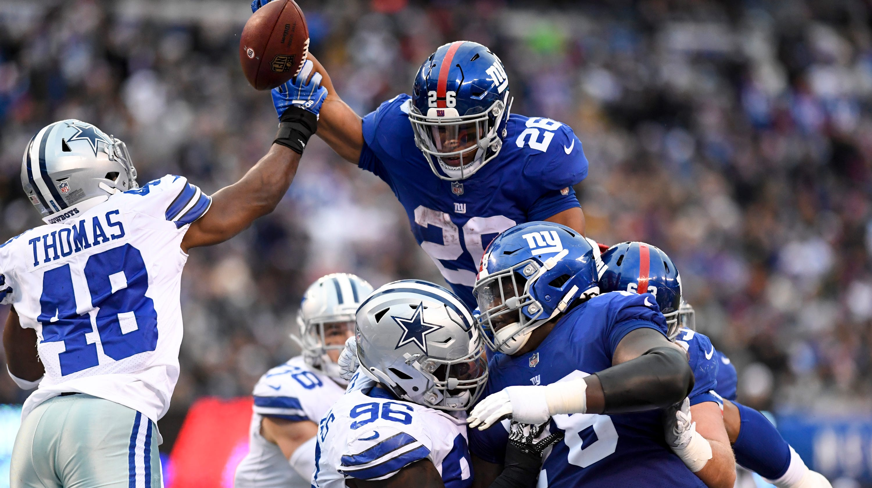 reputable site c05cd 72659 NY Giants 2019 schedule: A game-by-game look at what to ...
