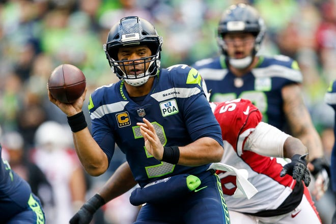 Seahawks quarterback Russell Wilson is now the highest-paid player in the NFL.