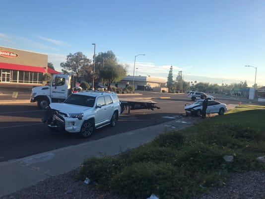 2 women ejected in Metrocenter collision
