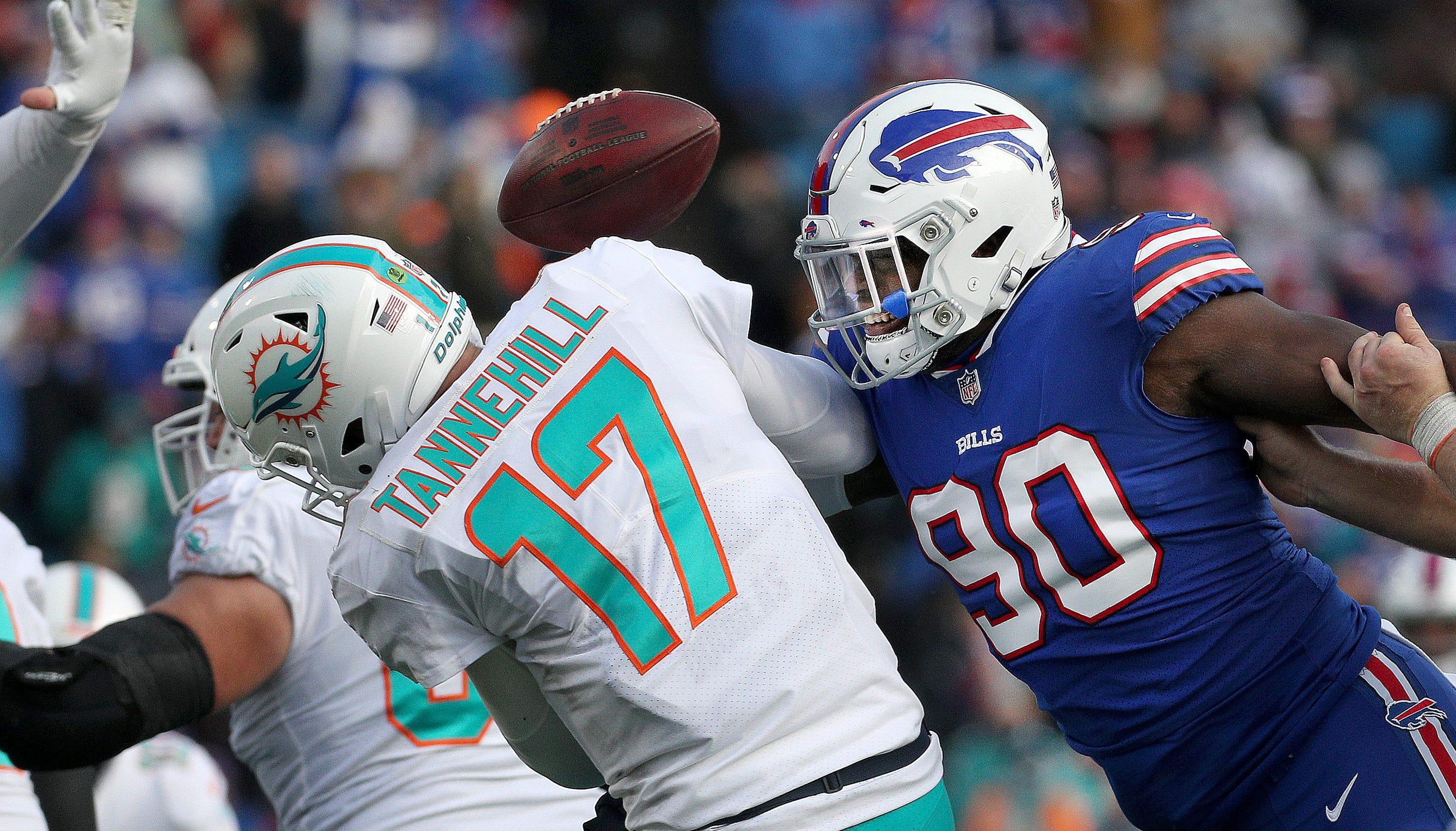 Should Buffalo Bills extend Shaq Lawson's rookie contract?