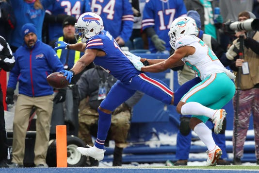 buffalo bills 42 miami dolphins 17 final score highlights recap