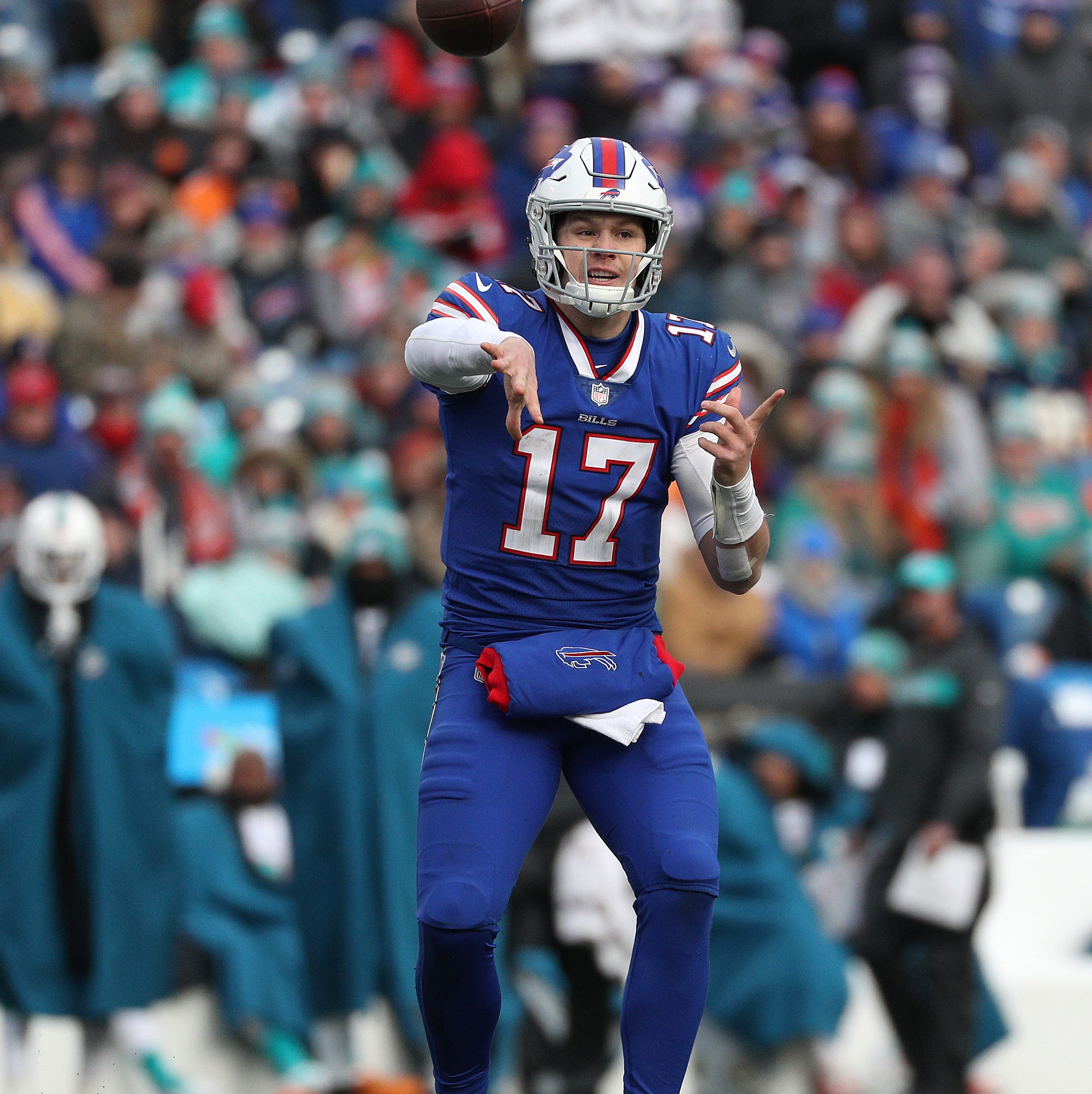 Bills quarterback Josh Allen inspired by Patrick Mahomes' early success with Chiefs