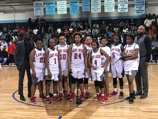 """North Caddo was the runner-up in the 2018 """"Doc"""" Edwards Invitational."""