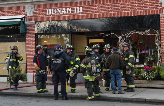 Bronxville Fire