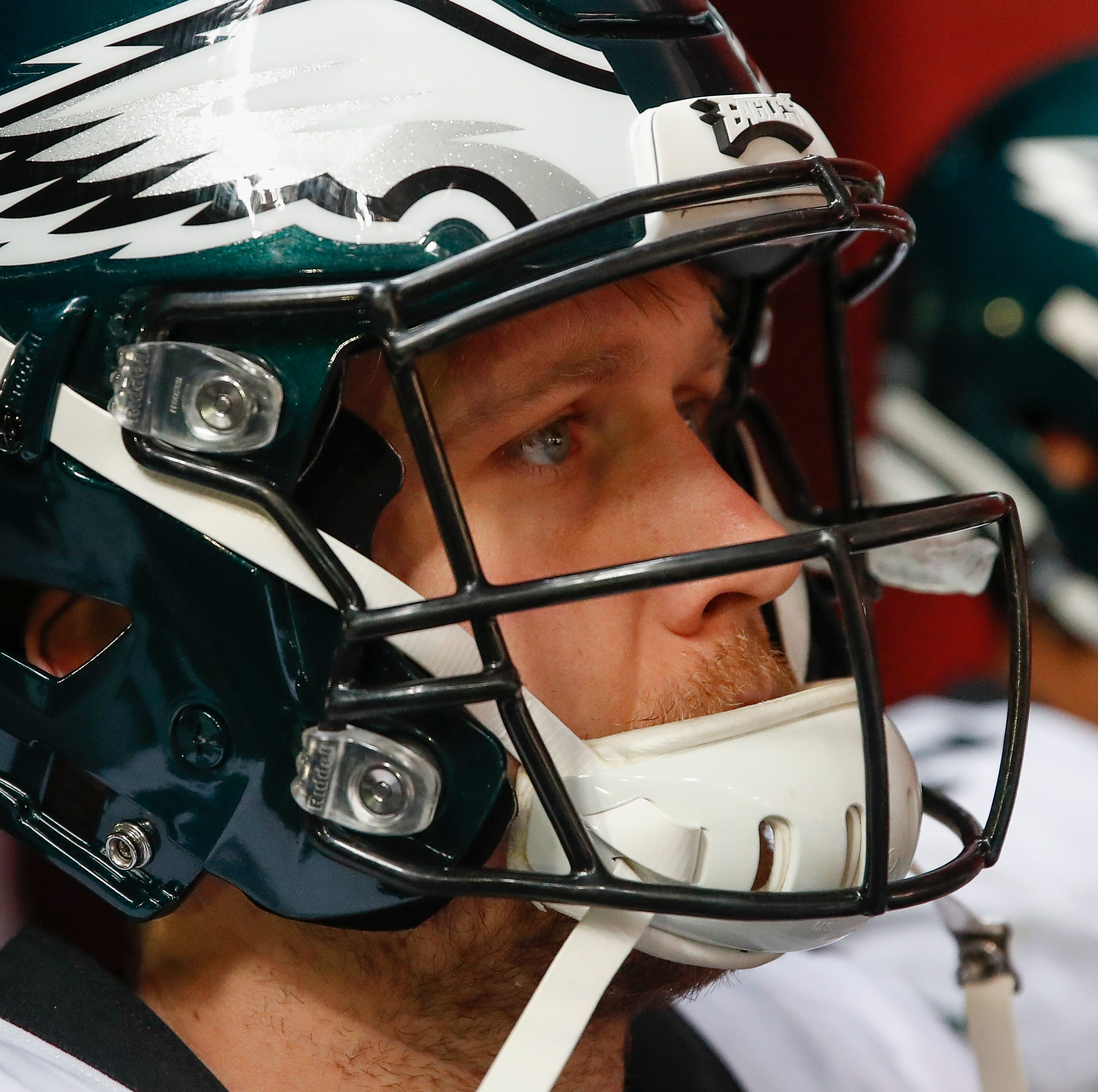 Eagles could franchise tag Nick Foles to keep him from Giants, Washington. Should they?
