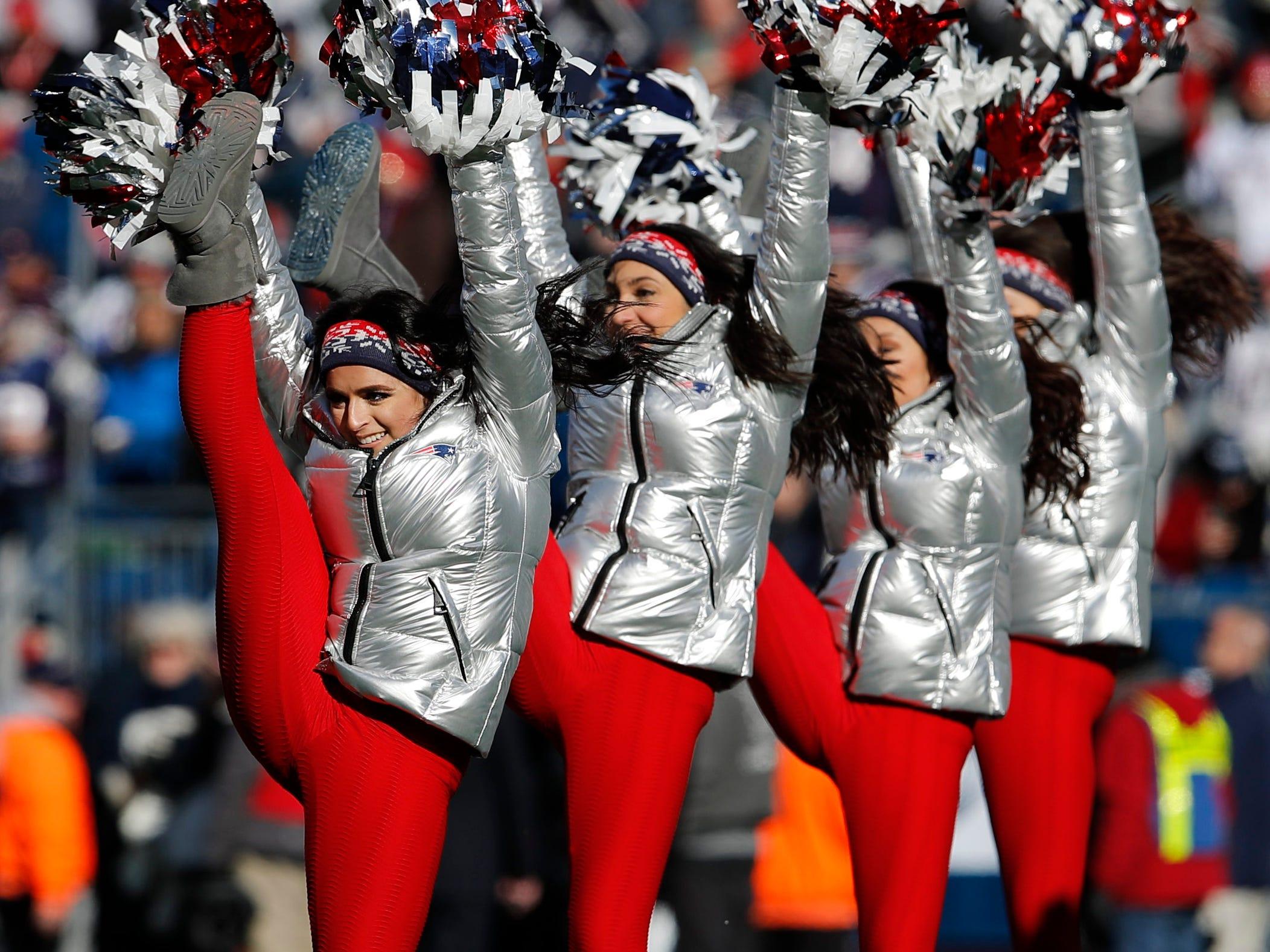 Week 17: New England Patriots