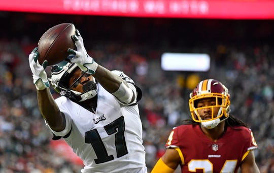 WR Alshon Jeffery and the Eagles will defend their Super Bowl crown after all.