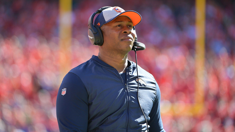 ee6d8a061 Denver Broncos fire Vance Joseph as coach after two seasons