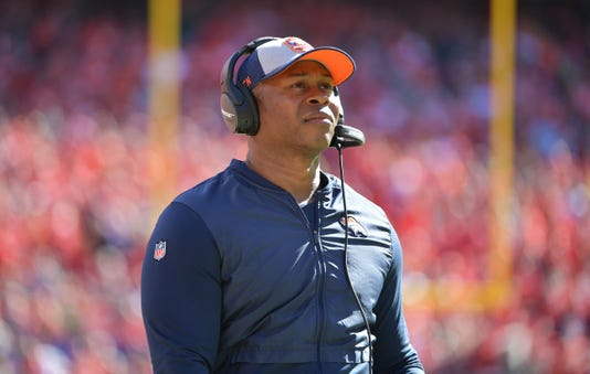 Nfl Denver Broncos At Kansas City Chiefs