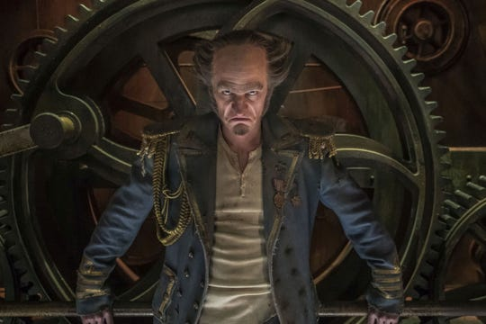 "The third season of ""A Series of Unfortunate Events"" debuted on Jan. 1."