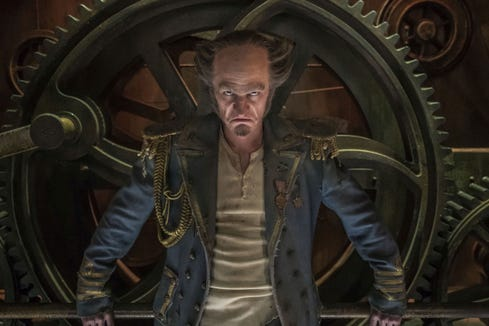 "Season 3 of ""A Series of Unfortunate Events"" is available for streaming on Tuesday, Jan. 1."