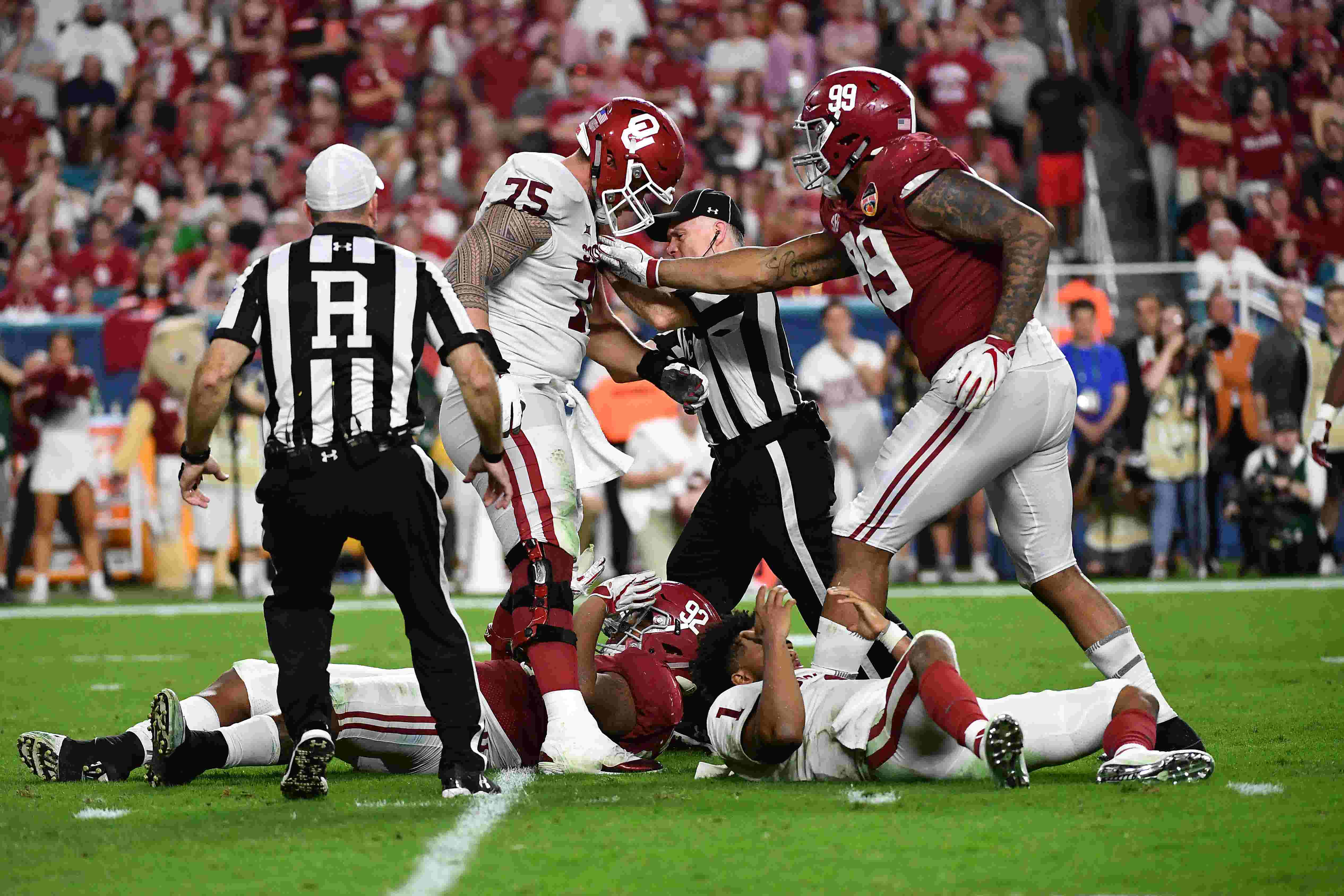 52018c847 Orange Bowl  Lincoln Riley under gun after Oklahoma misses title again