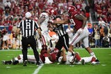 SportsPulse: From Hard Rock Stadium, Trysta Krick and our college football experts recap a College Football Playoff Saturday that saw little drama and maybe the last of Kyler Murray the football player.