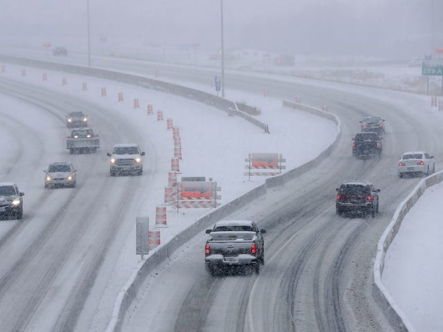 Wisconsin weather: Two die in crashes as winter storm hits