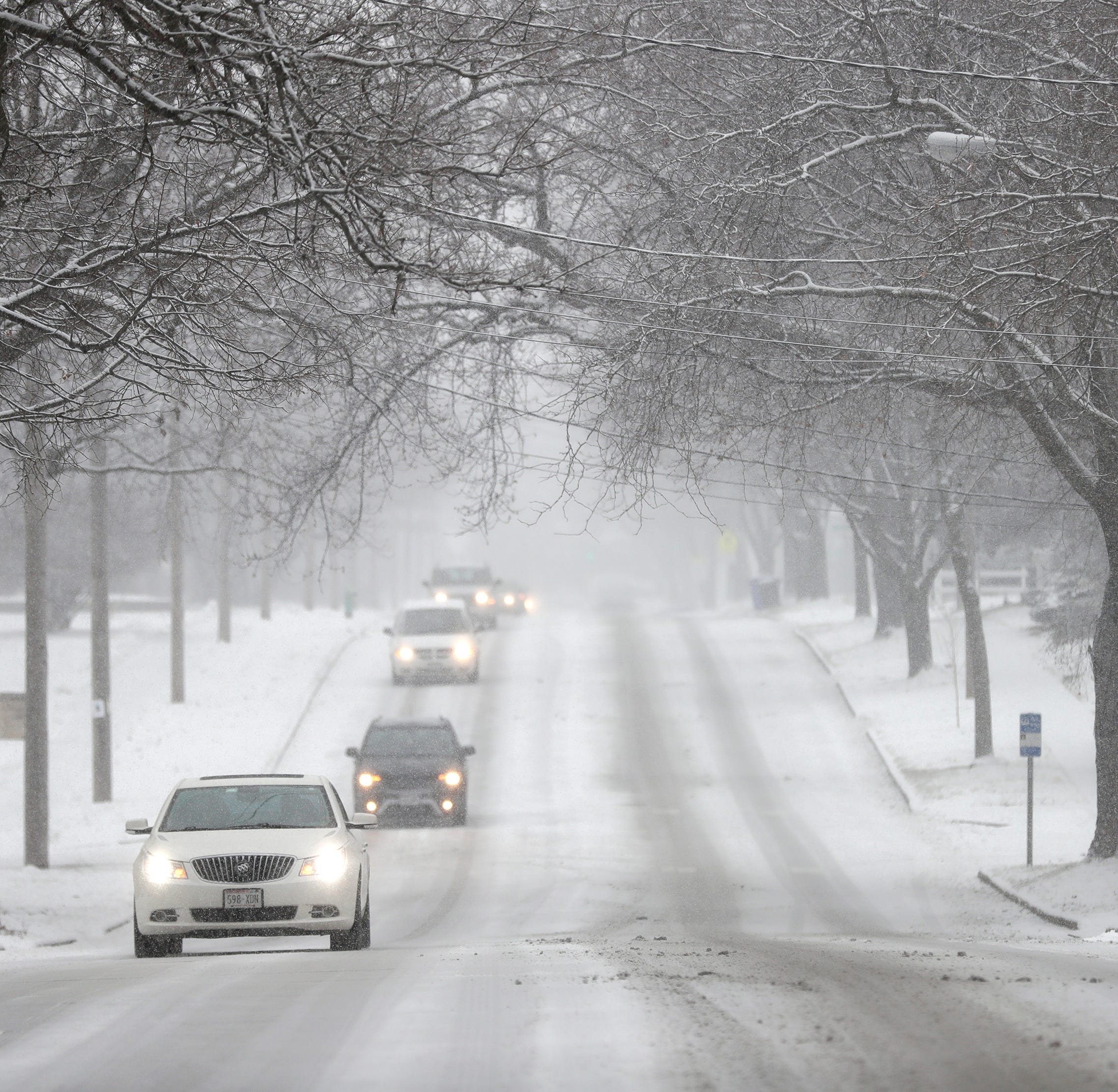 Snow emergency declared for Appleton through Friday morning
