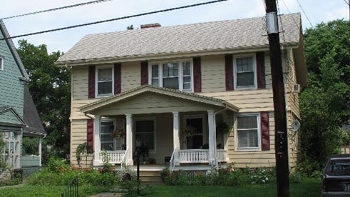 14 Lathrop Ave., Binghamton, was sold for $171,000 on Oct. 26.