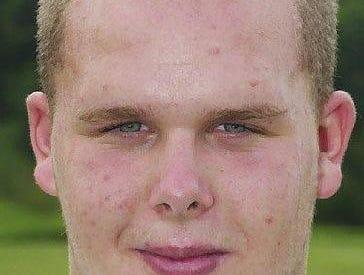 From 2001: Darek McGowan, Newark Valley senior for HS football preview