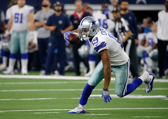 The Seahawks beat the Cowboys in September, but that was before Dallas acquired receiver Amari Cooper.
