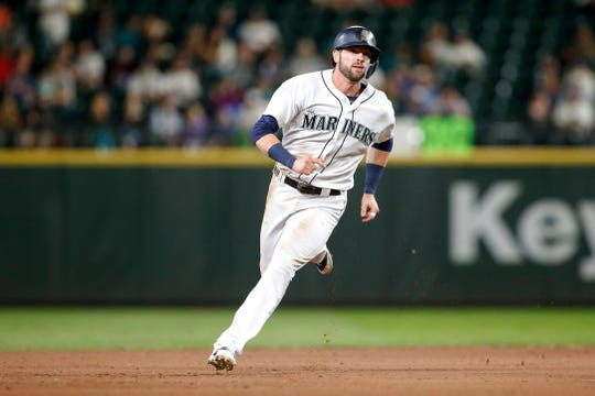 Mitch Haniger made his first All Star Game appearance in 2018 and begins 2019 as the face of the Mariners franchise.