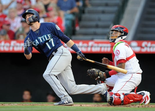 Mlb Seattle Mariners At Los Angeles Angels