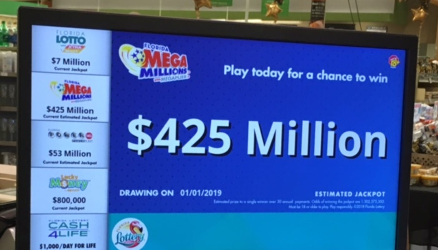 Mega Millions: Find out where in New York the $425M jackpot was hit