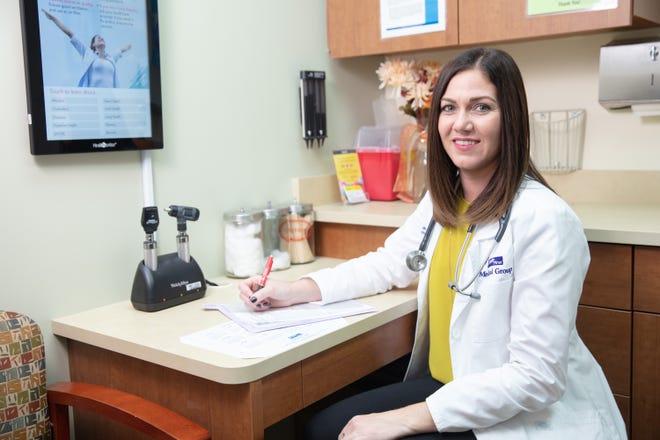 Jamie VanAuker is anAdvanced Registered Nurse Practitioner for Health First.