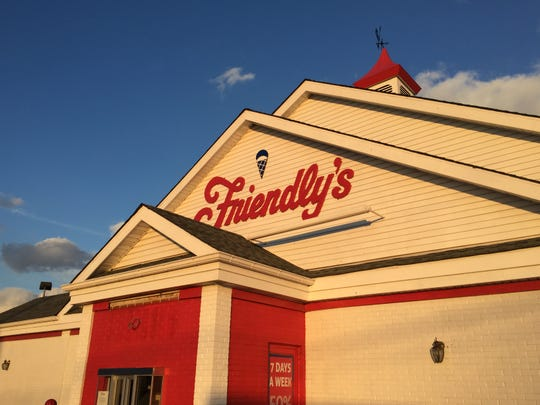A Friendly's restaurant on Route 38 in Mount Laurel is the proposed site of a bank office.