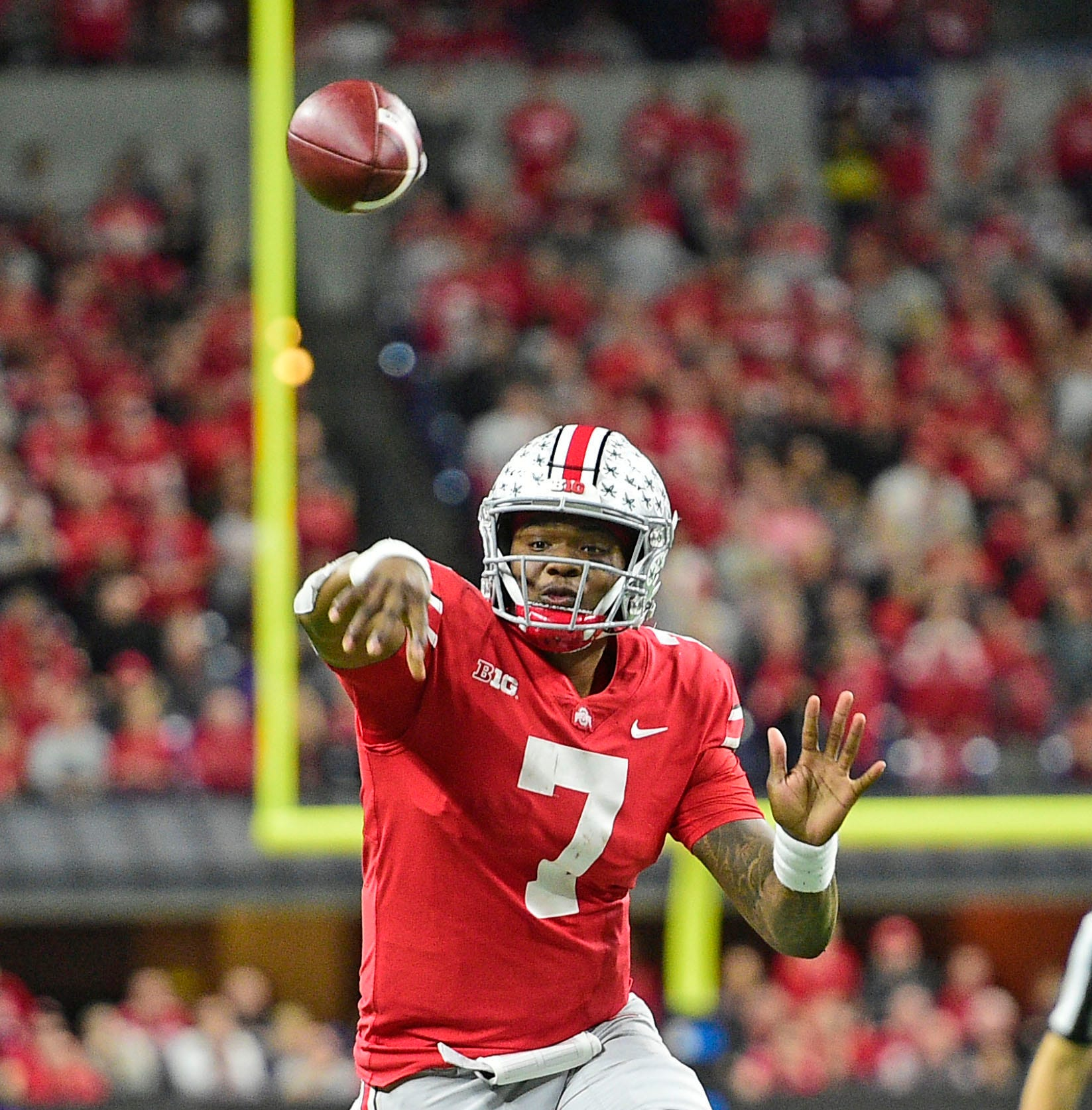 Paul Daugherty: It's almost time for the NFL draft. So what?